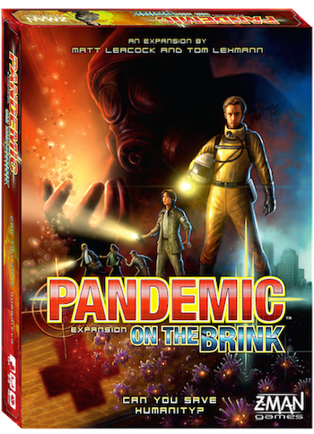 Pandemic Uitbreiding: On the Brink (Bordspellen), Z-Man Games