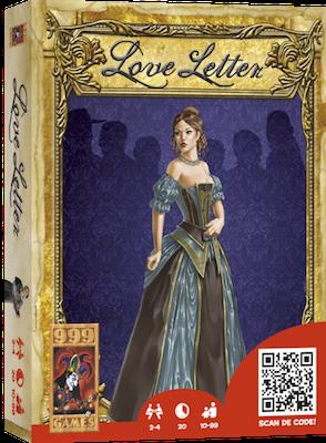 Boxart van Love Letter (Bordspellen), 999 Games