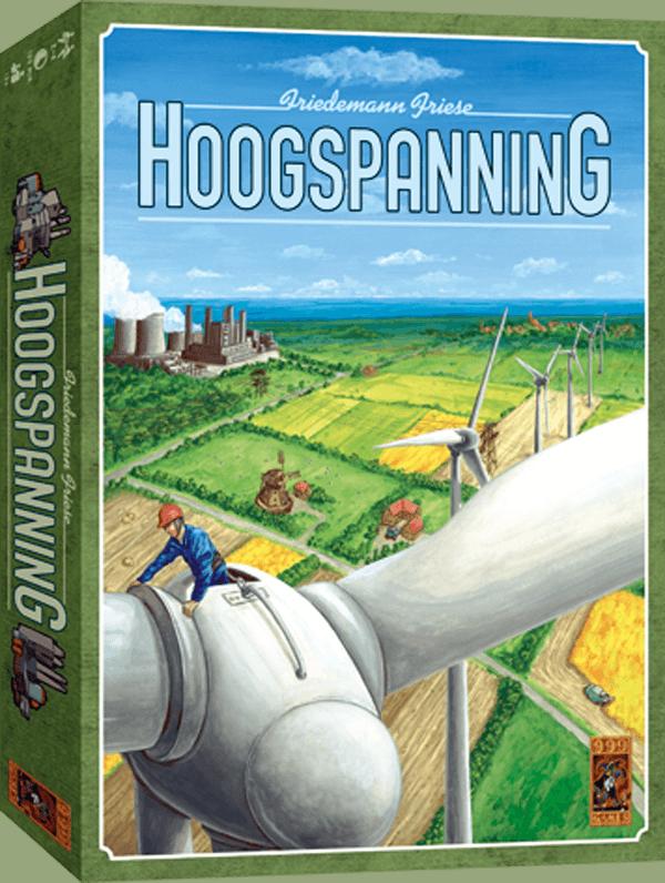 Hoogspanning (Bordspellen), 999 Games