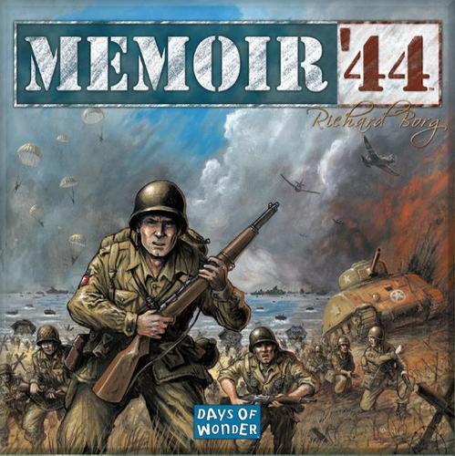 Boxart van Memoir '44 (Bordspellen), Days of Wonder