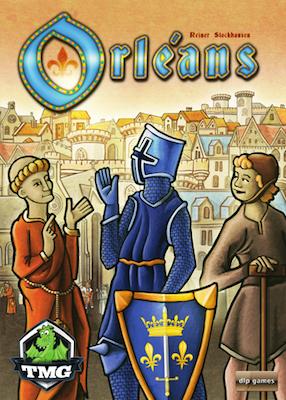 Boxart van Orleans (NL) (Bordspellen), White Goblin Games