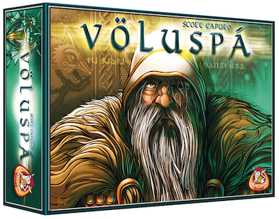 Boxart van Voluspa (Bordspellen), White Goblin Games