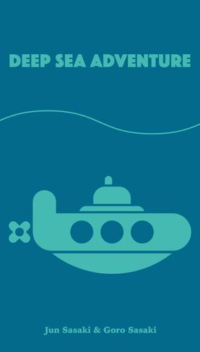 Boxart van Deep Sea Adventure (Bordspellen), Oink Games