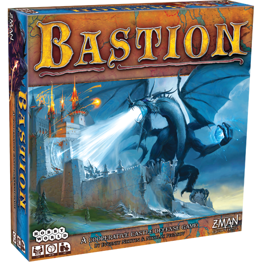 Boxart van Bastion (Bordspellen), Z-man Games