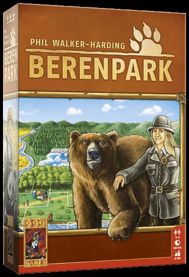Boxart van Berenpark (Bordspellen), 999 games