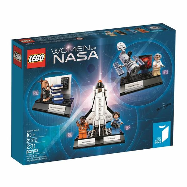 Boxart van Vrouwen van NASA (Ideas) (21312) (Ideas), Ideas