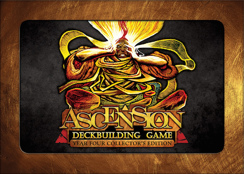 Boxart van Ascension: Year Four Collector's Edition (Bordspellen), Stone Blade Entertainment