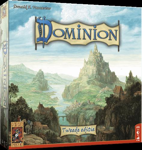 Dominion - Tweede Editie (Bordspellen), 999 Games