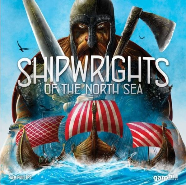Boxart van Shipwrights of the North Sea (Bordspellen), Renegade