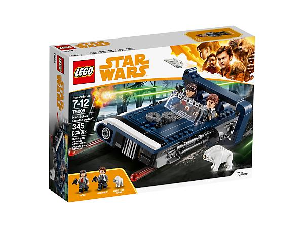 Boxart van Han Solo's Landspeeder (Star Wars) (75209) (StarWars), Star Wars