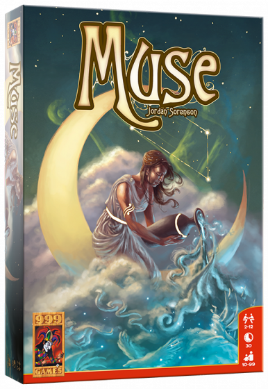 Boxart van Muse (NL) (Bordspellen), 999 Games