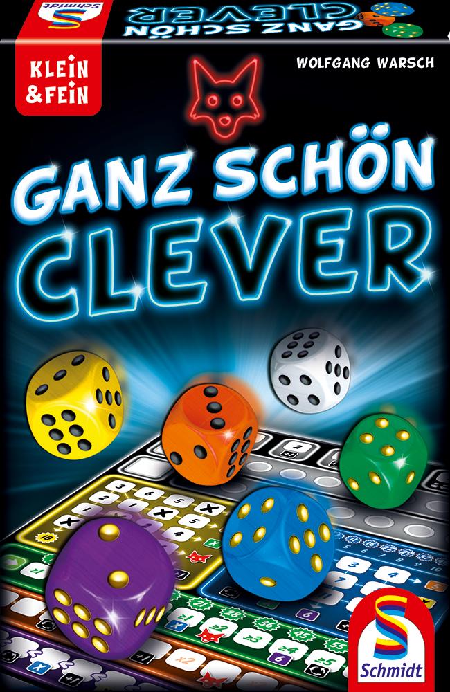 Boxart van Ganz schon clever (Bordspellen), Stronghold Games