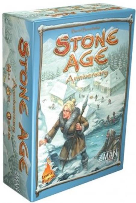 Boxart van Stone Age Anniversary (Bordspellen), Z-MAN Games