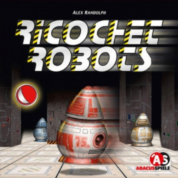 Boxart van Ricochet Robots (Bordspellen), Abacus Spiele