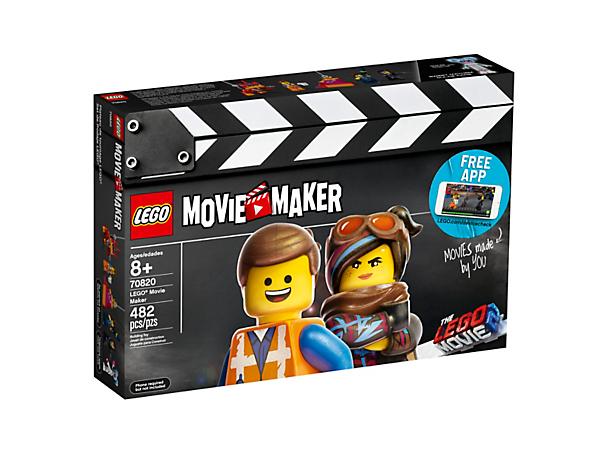 Boxart van LEGO Movie Maker (The Movie 2) (70820) (LegoMovie), The Movie 2