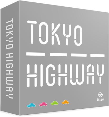 Boxart van Tokyo Highway (Bordspellen), Itten