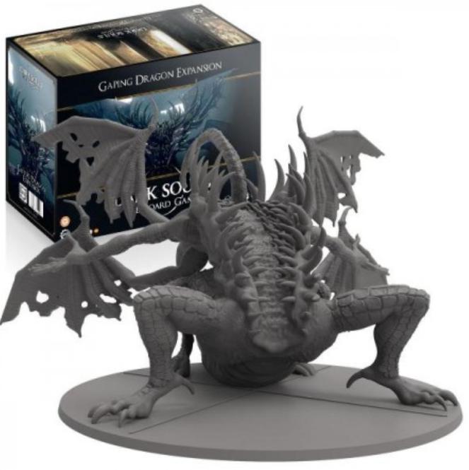 Boxart van Dark Souls: The Board Game Uitbreiding: Gaping Dragon (Bordspellen), Steamforged Games