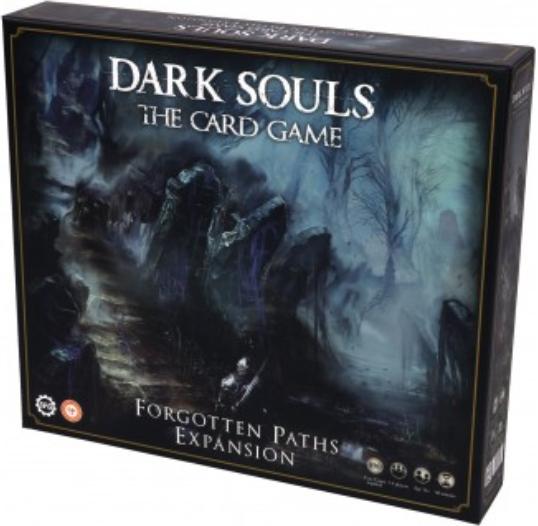 Boxart van Dark Souls: The Card Game Uitbreiding: Forgotten Paths (Bordspellen), Steamforged Games