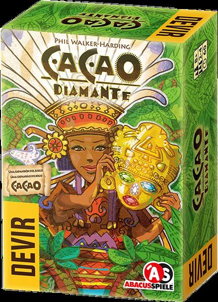 Boxart van Cacao Uitbreiding: Diamante (Bordspellen), AbacusSpiele