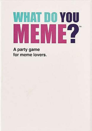 Boxart van What Do You Meme UK Edition (Bordspellen),