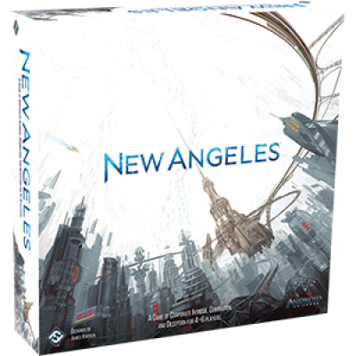 Boxart van New Angeles (Bordspellen), Fantasy Flight Games