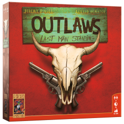 Boxart van Outlaws (Bordspellen), 999 Games