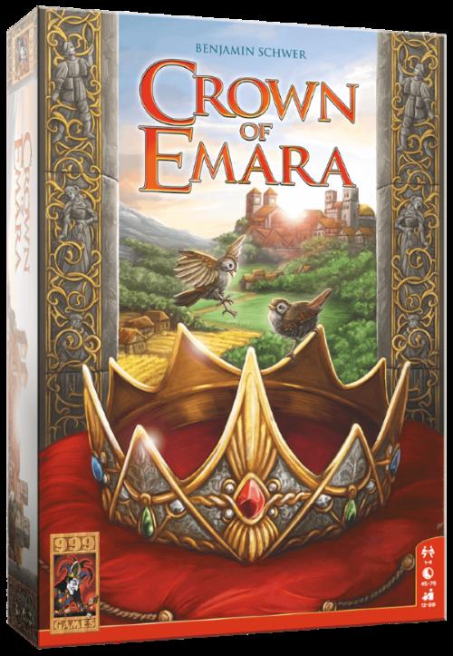 Boxart van Crown of Emara (Bordspellen), 999 Games