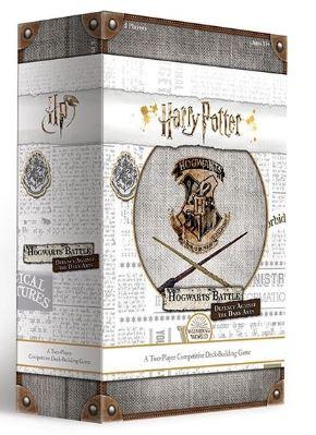 Harry Potter Hogwarts Battle: Defence Against the Dark Arts (Bordspellen), USAopoly