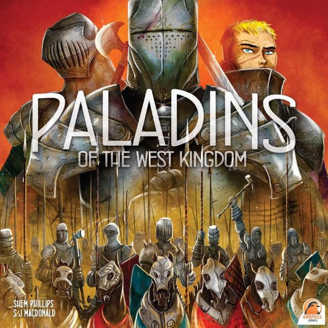 Boxart van Paladins of the West Kingdom (Bordspellen), Renegade Game Studios