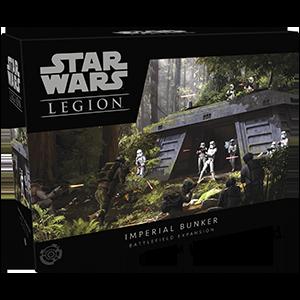Boxart van Star Wars Legion Battlefield Expansion: Imperial Bunker (Bordspellen), Fantasy Flight Games