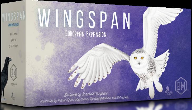 Boxart van Wingspan Uitbreiding: European Expansion (Bordspellen), Stonemaier Games