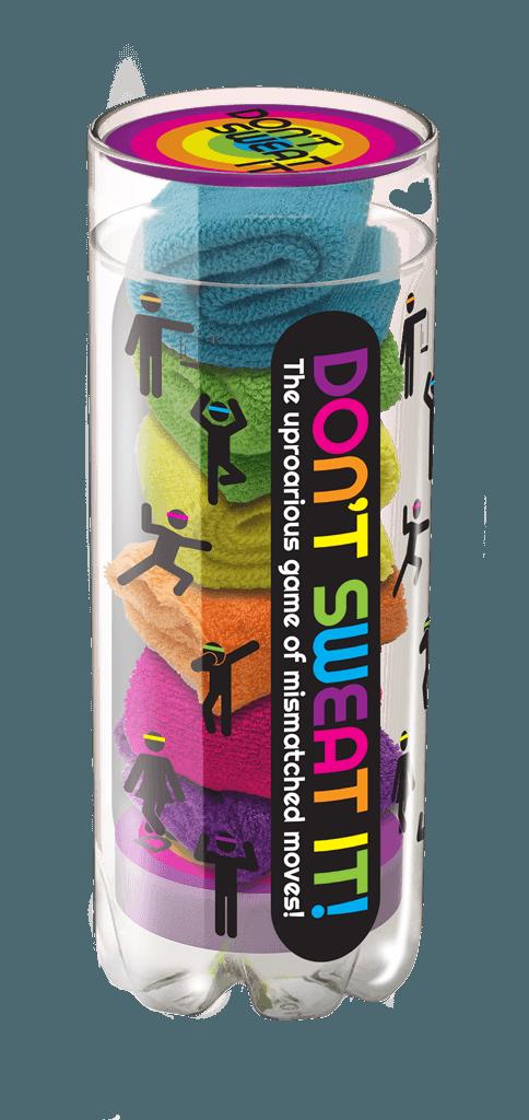Boxart van Don't Sweat It! (Bordspellen), Mixlore
