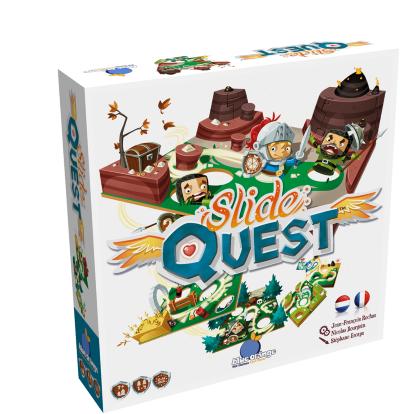 Slide Quest (Bordspellen), Blue Orange Gaming