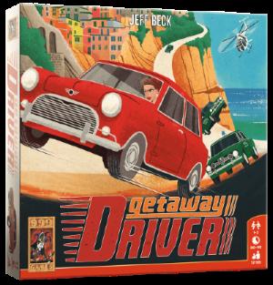 Getaway Driver (Bordspellen), 999 Games