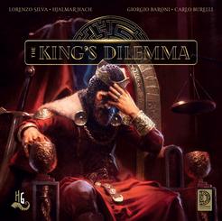 Boxart van The King's Dilemma (ENG) (Bordspellen), Horrible Guild