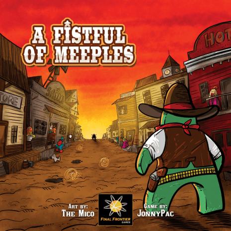 A Fistful of Meeples (Bordspellen), Final Frontier Games
