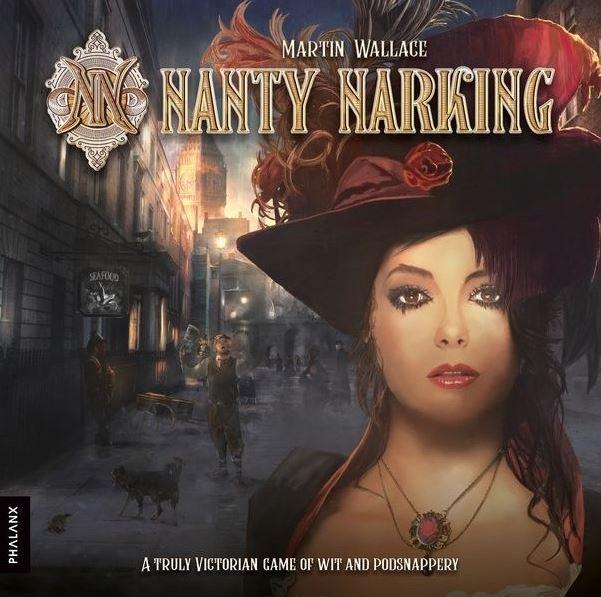 Nanty Narking (Bordspellen), Phalanx