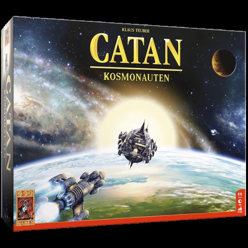 Boxart van Catan: Kosmonauten (Bordspellen), 999 Games