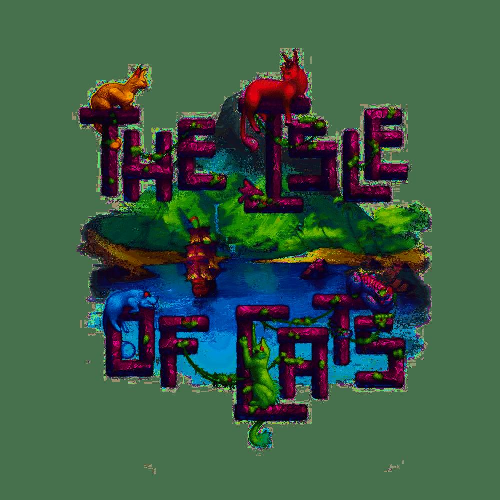 The Isle of Cats (Bordspellen), The City of Games