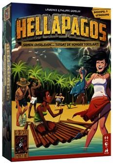 Boxart van Hellapagos (Bordspellen), 999 Games