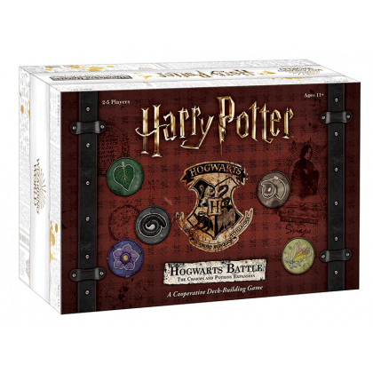 Harry Potter Hogwarts Battle Uitbreiding: The Charms and Potions (Bordspellen), USAopoly