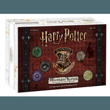 Boxart van Harry Potter Hogwarts Uitbreiding: The Charms and Potions (Bordspellen), USAopoly