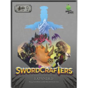 Boxart van Swordcrafters - Expanded (Bordspellen), Adam's Apple Games