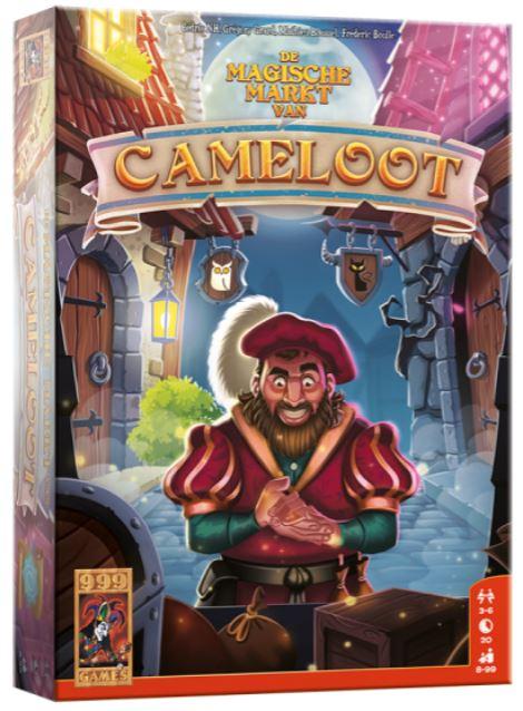 De Magische Markt van Cameloot (Bordspellen), 999 Games