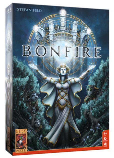 Bonfire (NL) (Bordspellen), 999 Games
