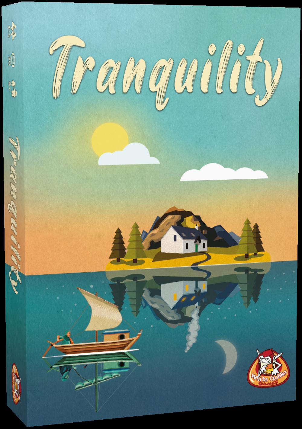 Tranquility (Bordspellen), White Goblin Games