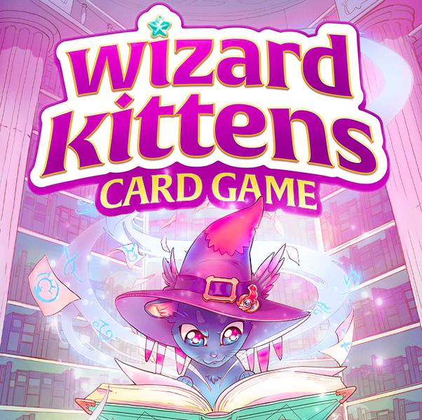 Boxart van Wizard Kittens (Bordspellen), Magpie Games