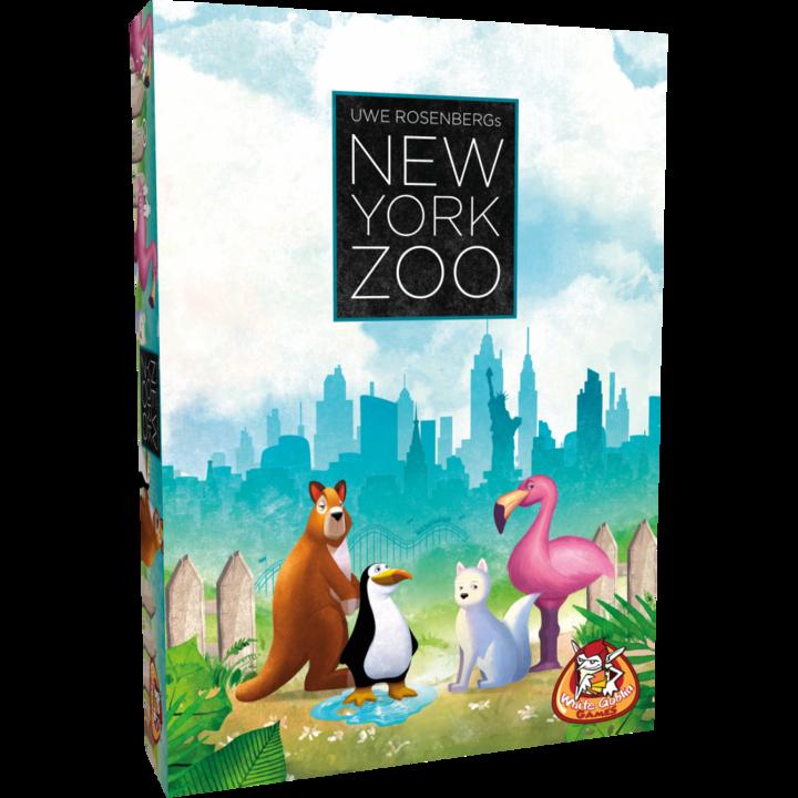 New York Zoo (NL) (Bordspellen), White Goblin Games