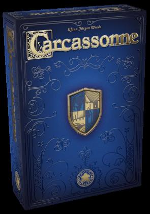 Carcassonne 20 Jaar Jubileum Editie (Bordspellen), 999 Games