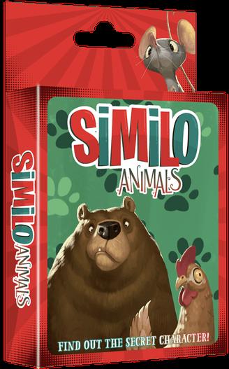 Similo: Animals (Bordspellen), Horrible Guild